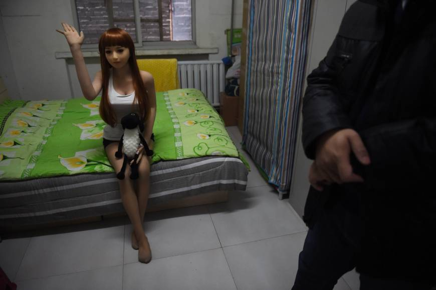How Chinese Sex Dolls are Relieving the Pressure of Adultery
