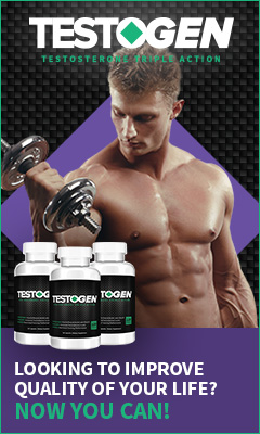 Testogen - mens ultimate natural testosterone enhancer