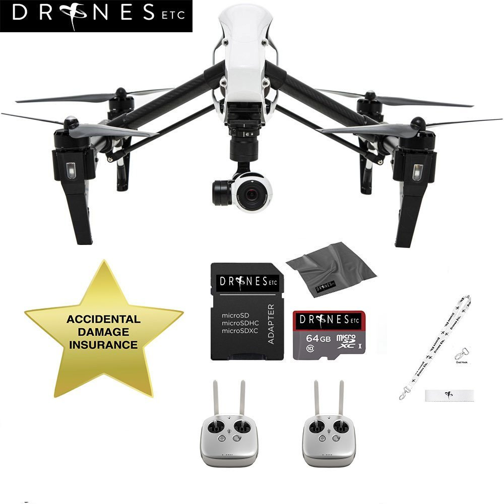 11. DJI Inspire 1 with Dual Remotes