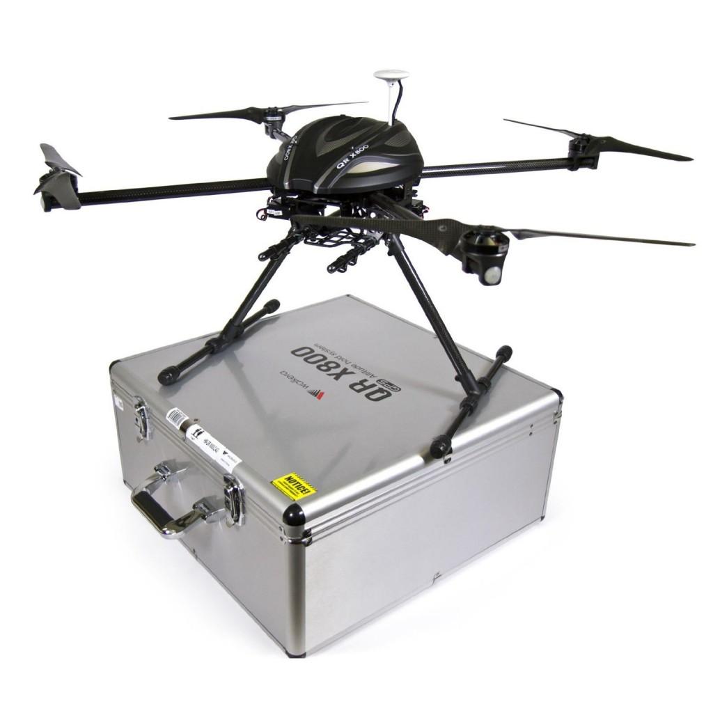 14. Walkera QR X800 BNF Professional RC Drone