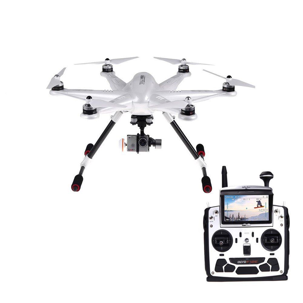 4 Walkera Tali H500 RTF FPV RC Drone Hexacopter