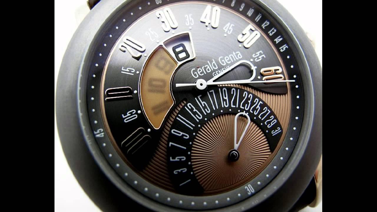 Gerald Genta Arena Tourbillon Mens Automatic Watch review