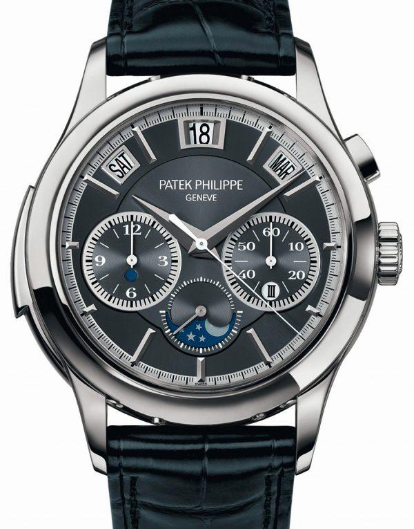 Patek Philippe Grand Complication Mens Platinum Watch review