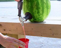 Final Touch Watermelon Keg Tapping Kit 2