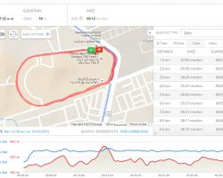 map my ride running app