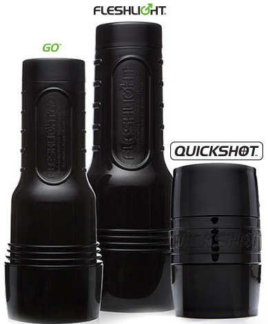 fleshlight go and quickshot compared