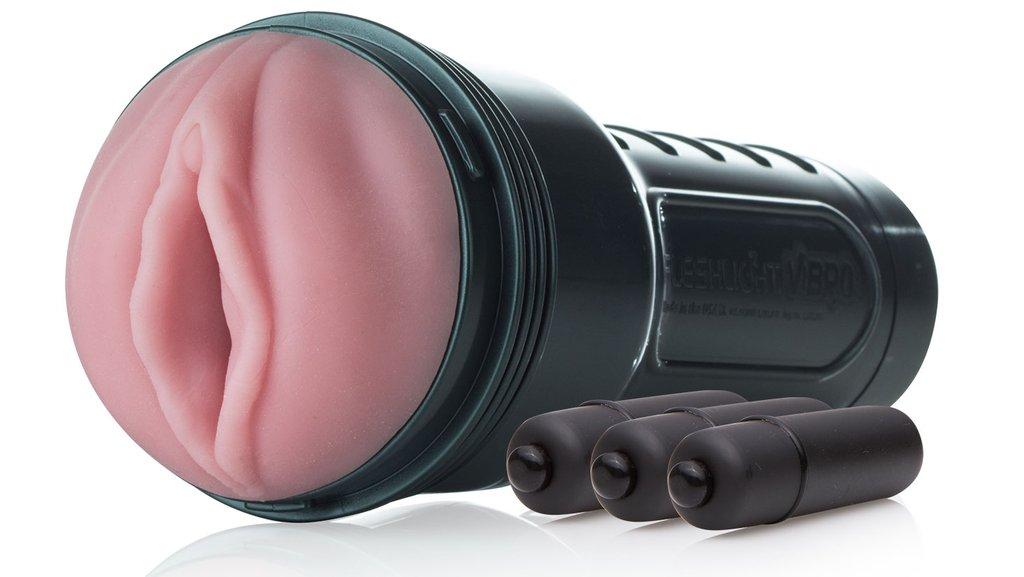 Fleshlight Vibro with 3 vibrating bullets