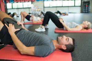 Step 10 - Kegel stop/start exercise